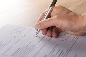 test y cuestionarios