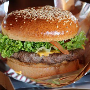 Burger estimulo supernormal