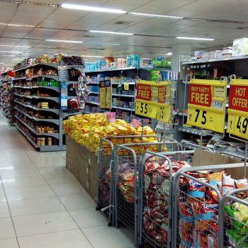 supermarket estimulo supernormal